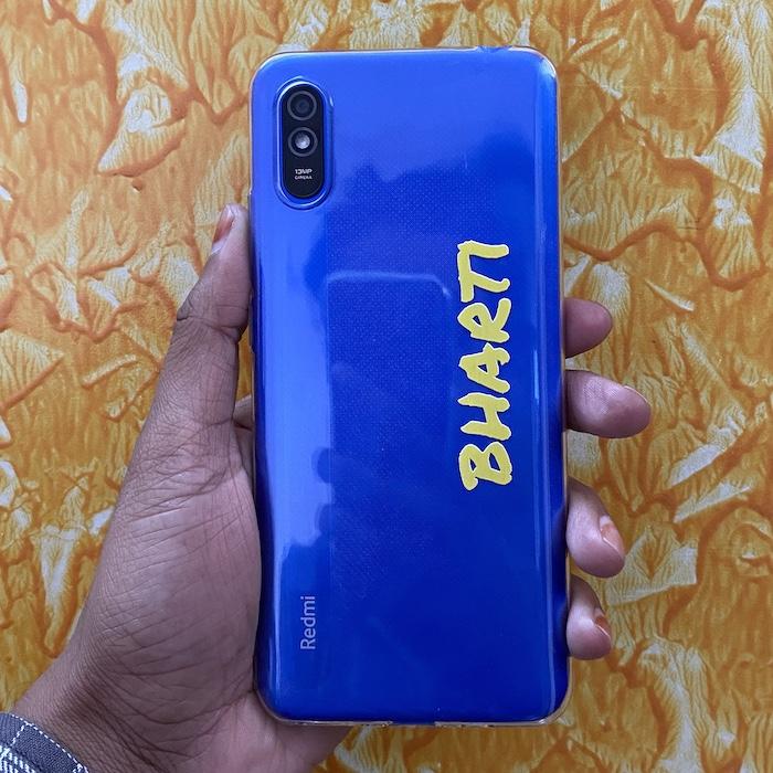 custom redmi case